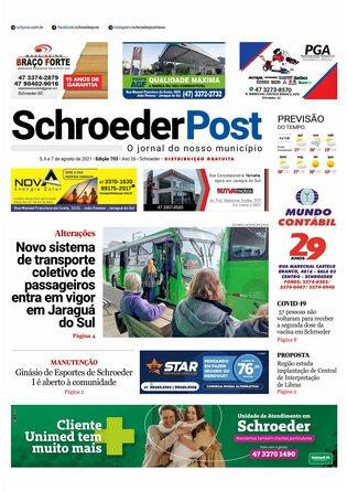 Schroeder Post - Edição 05/08/2021