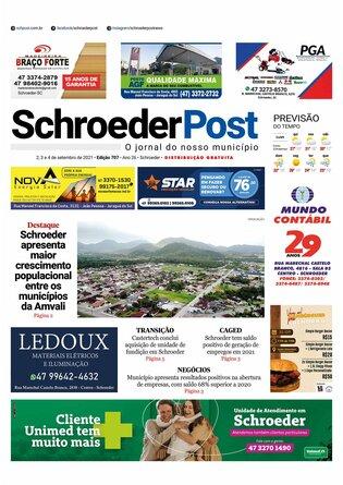 Schroeder Post - Edição 02/09/2021