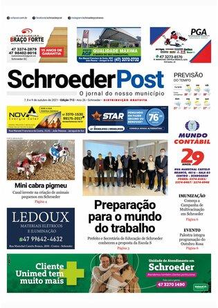Schroeder Post - Edição 07/10/2021